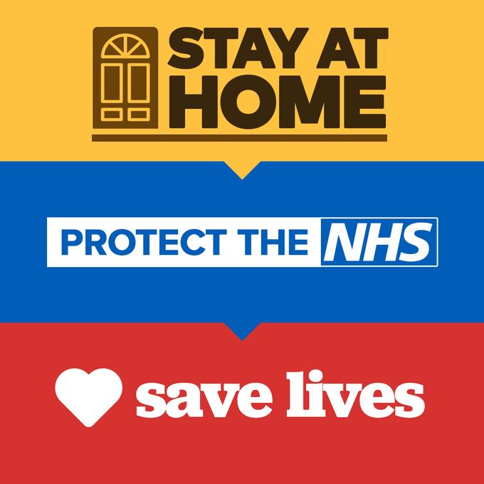 Coronavirus Update - Stay At Home